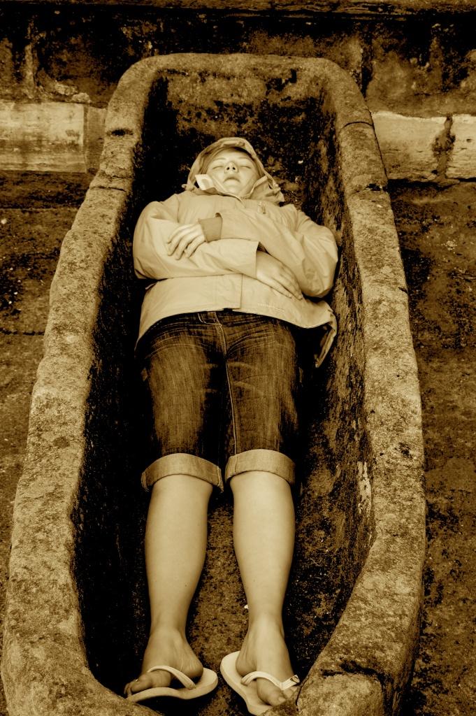 beth buried